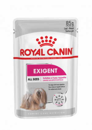 Royal Canin Pouch Exigent All Sizes паштет, 85 гр