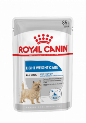 Royal Canin Pouch Light Weight Care All Sizes паштет, 85 гр