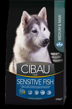 Farmina Cibau Sensitive Fish Medium & Maxi