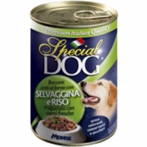 Special Dog кусочки дичи с рисом
