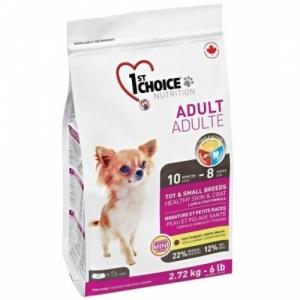 1st Choice Гипоаллергенный для собак декоративных и мелких пород