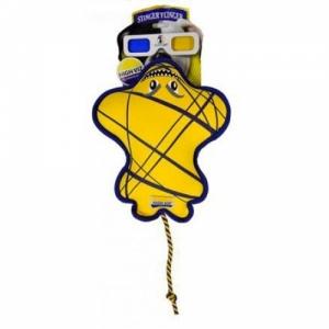 """R2P игрушка для собак High-Viz """"Скат"""" неопреновая для игр на воде"""