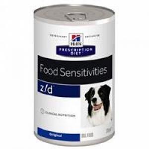 Hill's Prescription Diet z/d Canine ULTRA Allergen-Free 370г