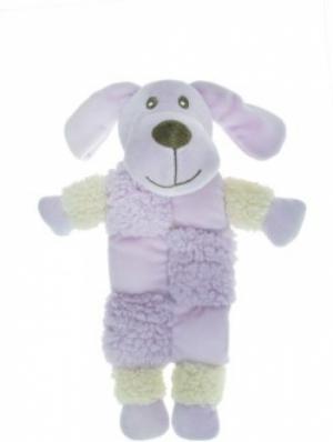 Aromadog Собачка с 3-я пищалками «Сиреневая»