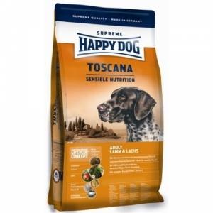 Happy Dog Toscana (утка-лосось)