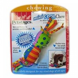 """Petstages игрушка для собак Mini """"Гантелька"""" с нежными деснами текстиль"""