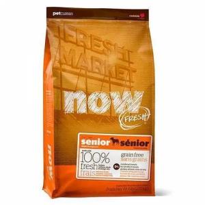 NOW Natural holistic Контроль веса - беззерновой корм для Собак с Индейкой, Уткой и овощами