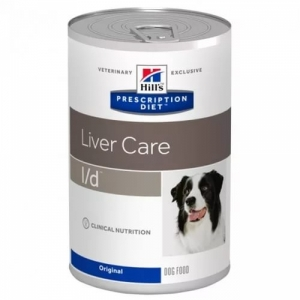 Hill's Prescription Diet l/d Canine 370г