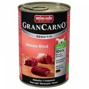 GRAN CARNO SENSITIV с говядиной для собак с чувствительным пищеварением