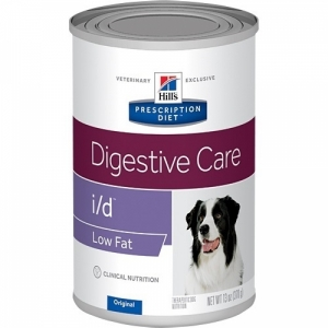 Hill's Prescription Diet i/d Canine Low Fat 360г