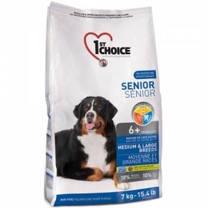 1st Choice Senior для пожилых собак средних и крупных пород
