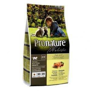 Pronature Holistic для котят