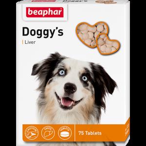 Beaphar Doggys Liver витамины в виде лакомства