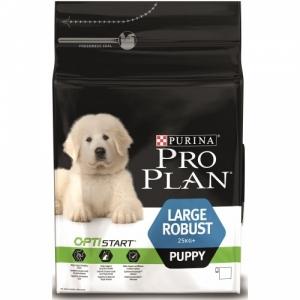 Pro Plan Large Robust Puppy с комплексом OPTISTART для щенков крупных пород