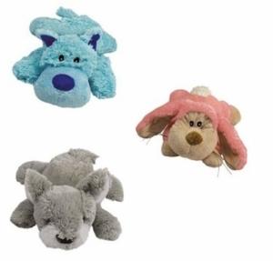 Kong игрушка''Кози Пастель'' (волк,коала,кролик) плюш,средние