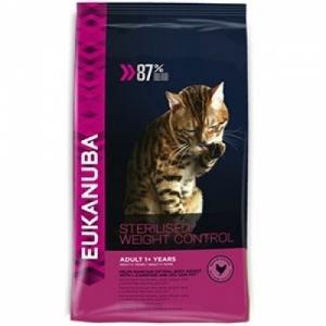 Eukanuba Cat Sterilised/Weight Control