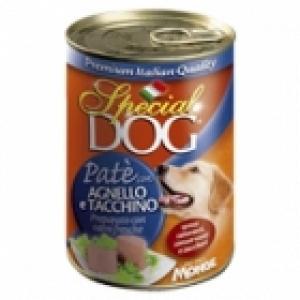 Special Dog паштет ягненок с индейкой