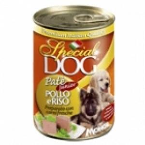 Special Dog паштет курица с рисом