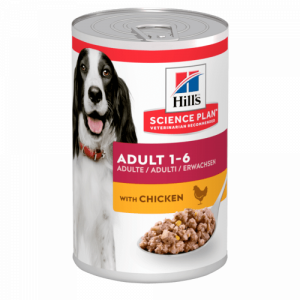 Hill's Science Plan Canine Adult Savoury Chicken