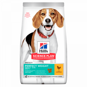 Hills Adult Perfect Weight Medium