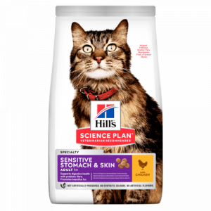 Hill's Science Plan Feline Adult Sensitive Stomach & Skin