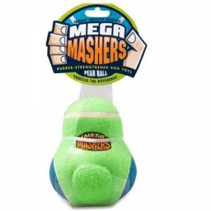 """R2P игрушка для собак Mega Masher """"Кегля"""" вспененная резина с покрытием теннисного мяча"""