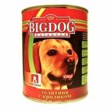 BIG DOG Телятина кролик