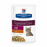 Hills Prescription Diet Feline i/d с курицей 85г