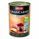GRAN CARNO SENSITIV с индейкой и картофелем для собак с чувствительным пищеварением