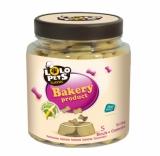 LO- Печенье для собак - крокеты фигурные mix  в банках