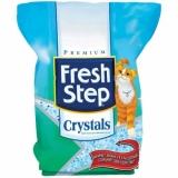 Fresh Step Crystals Силикагелевый