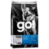 GO! Dog Solutions Skin+Coat Care All Life Stages с цельной курицей, фруктами и овощами