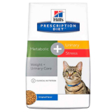 Hill's Prescription Diet Metabolic + Urinary Stress Feline