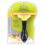 FURminator для собак крупных длинношерстных пород Long Hair Large Dog 10см