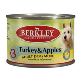 Berkley №3 Индейка с яблоками