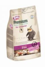 LO premium-корм для средних попугаев