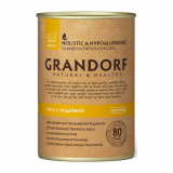 Grandorf Adult All Breeds консервы с уткой и индейкой, 400 гр