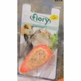 FIORY био-камень для грызунов Carrosalt с солью в форме моркови