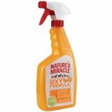 8in1 уничтожитель пятен и запахов от собак NM Orange-Oxy Formula спрей