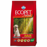 Farmina Ecopet Natural Adult Medium с крицей