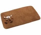 Hunter одеяло для щенков Madison, обезьянка флис коричневый