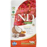 Farmina N&D Quinoa Adult Cat Skin&Coat