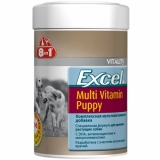 8in1 Excel Vitality Puppy Multi Vitamin