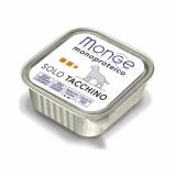 Monge Dog Monoproteico Solo  паштет из индейки