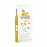 Brit Care Puppy All Breed Lamb&Rice для щенков средних и маленьких пород