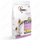 1st Choice PUPPY TOY&SMOLL BREEDS Healthy Skin&Coat  для щенков декоративных пород