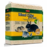 WOOD CHIPS green apple