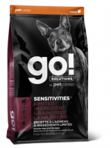 GO! Dog Solutions Sensitivities All Life Stages Grain Free c ягнёнком