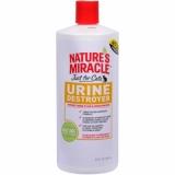 8in1 уничтожитель пятен, запахов и осадка от мочи кошек NM JFC Urine Destroyer