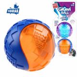 GiGwi Игрушка для собак Мяч с пищалкой диаметр 6 см